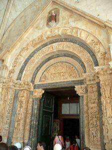 Il Viaggiatore magazine - Portale della Cattedrale di Trogir, Croazia