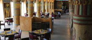 Il Viaggiatore Magazine - Tutankhamon Restaurant, Gardaland Adventure Hotel
