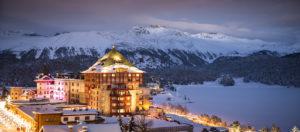 Il Viaggiatore Magazine - Badrutt's Palace Hotel - St. Moritz, Svizzera