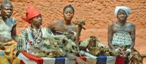 Il Viaggiatore Magazine - Venditori di feticci Vudu, Togo e Benin