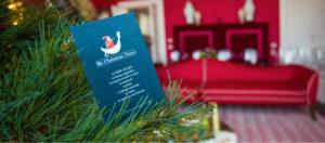 Il Viaggiatore Magazine - My Christmas Venice - Logo, Venezia