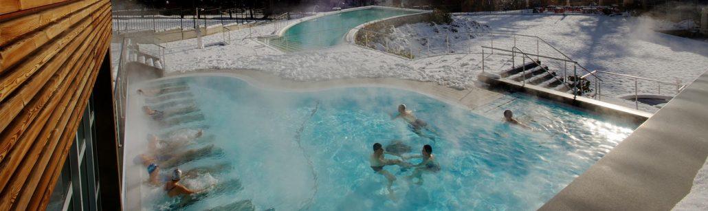Apr s ski all insegna del benessere il viaggiatore magazine - Qc terme bagni di bormio bagni nuovi valdidentro so ...