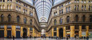 Il Viaggiatore Magazine - Galleria Umberto I, Napoli