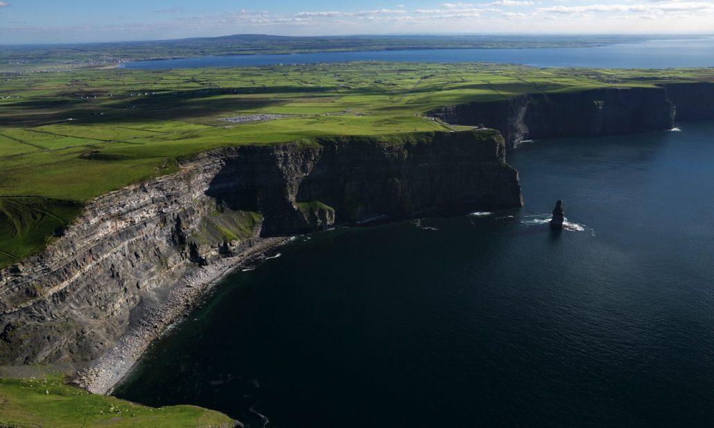 Il Viaggiatore Magazine -  Cliff's Of Moher - Contea di Clare, Irlanda