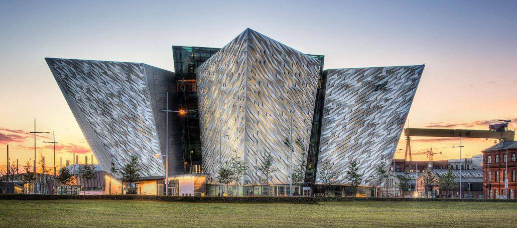 Il Viaggiatore Magazine - Titanic Belfast - Belfast, Irlanda