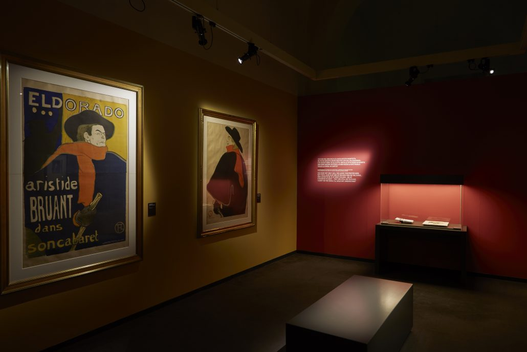 Toulouse lautrec mostra dedicata all artista maledetto for Mostra toulouse lautrec