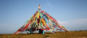 Il Viaggiatore Magazine - Qinghai - Bandiere di preghiera, Cina