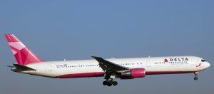 Il Viaggiatore Magazine - Aeromobile B767-400 - Delta Airlines