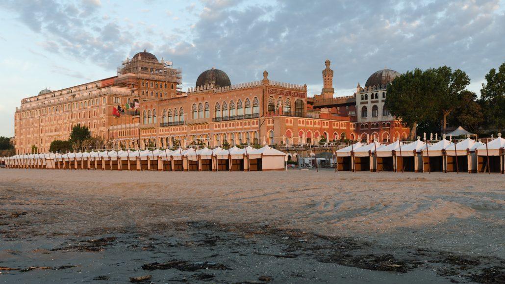 Il Viaggiatore Magazine - Hotel Excelsior - Lido di Venezia, Venezia