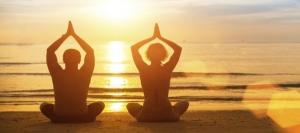 Il Viaggiatore Magazine - Seduta di Yoga