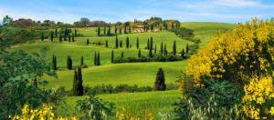 Il Viaggiatore Magazine - Tuscan Route, Toscana