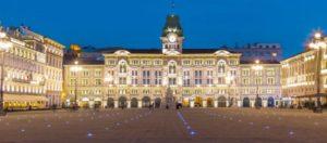 Il Viaggiatore Magazine - Piazza Unità d'Italia, Trieste