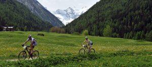 Il Viaggiatore Magazine - Vivere Cogne in bicicletta