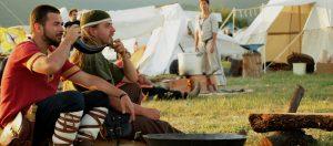 Il Viaggiatore Magazine - Accampamento, Montelago Celtic Festival