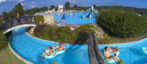 Il Viaggiatore Magazine - Piscina - Terme di Catez