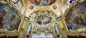 Chiesa Parrocchiale di S. Maria di Scaria - Lanzo d'Intelvi, Como