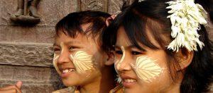 Il Viaggiatore Magazine - Bambini Birmani, Myanmar
