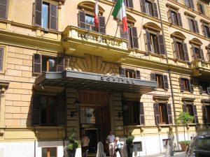 Il Viaggiatore Magazine - Sofitel Rrome Villa Borghese, Roma