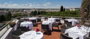Il Viaggiatore Magazine - La Terrasse Cuisine & Lounge - Sofitel Rome Villa Borghese, Roma