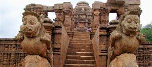 Il Viaggiatore Magazine - Tempio del Sole di Konarak - Orissa,India