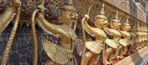 Il Viaggiatore Magazine - Sculture -Bangkok, Thailandia