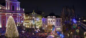 Il Viaggiatore Magazine - Illuminazioni natalizie - Dunja Wedam, Slovenia