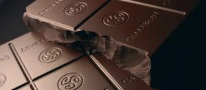Il Viaggiatore Magazine - Tavoletta di cioccolato nero Callebaut