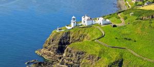 Il Viaggiatore Magazine - Blackhead Lighthouse - Contea di Antrim, Irlanda