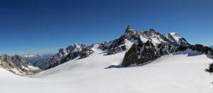 Il Viaggiatore Magazine - Dente del Gigante e Vallée Blanche, Aosta