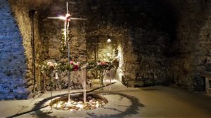 Il Viaggiatore Magazine - Cripta della fonte di St. Kathrein - Bad Kleinkirchheim, Austria