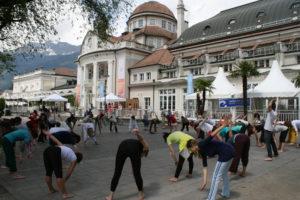 Il Viaggiatore Magazine - 8^ Edizione Yoga Meeting Merano - Merano, Bolzano