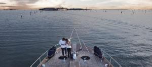 Il Viaggiatore Magazine - Motoryacht Sibell - Cantieri Baglietto, Venezia