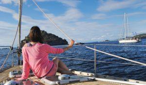 Il Viaggiatore Magazine - Escursione in barca a vela