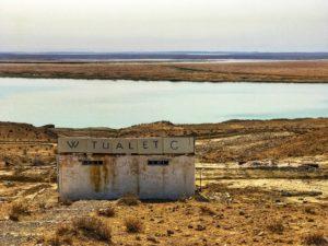 Il Viaggiatore Magazine - Il deserto rosso di Kyzyl Kun - Uzbekistan