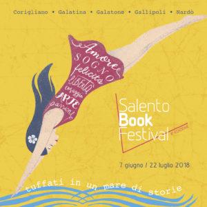 """Il Viaggiatore Magazine - Locandina della manifestazione """"Salento Book Festival"""""""