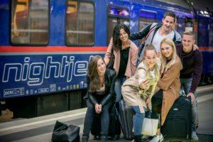 Il Viaggiatore Magazine - Vagone Ferrovie ÖBB