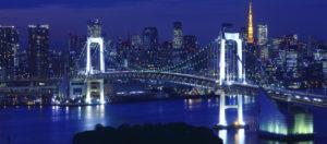 Il Viaggiatore Magazine - Rainbow Bridge - Tokio, Giappone