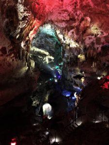 Il Viaggiatore Magazine - le grotte di Prometeo - Kutaisi, Georgia