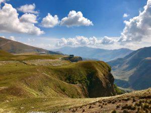 Il Viaggiatore Magazine - paesaggio caucasico - Georgia