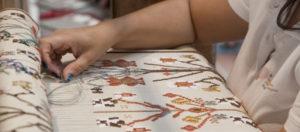 Il Viaggiatore Magazine - Lavorazione di tappeti - Mogoro, Oristano
