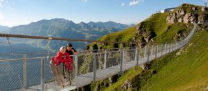 Il Viaggiatore Magazine - Ponte sospeso - Gasteinertal, Austria