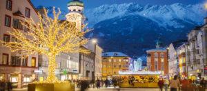 IlViaggiatoreMagazine-Mercatini di Natale ad Innsbruck-Maria Theresien Straße-Innsbruck-Austria