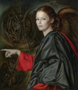 IlViaggiatoreMagazine-Omaggio all'Angelo della Vergine delle Rocce- Ulisse Sartini -Foto Max Mandel