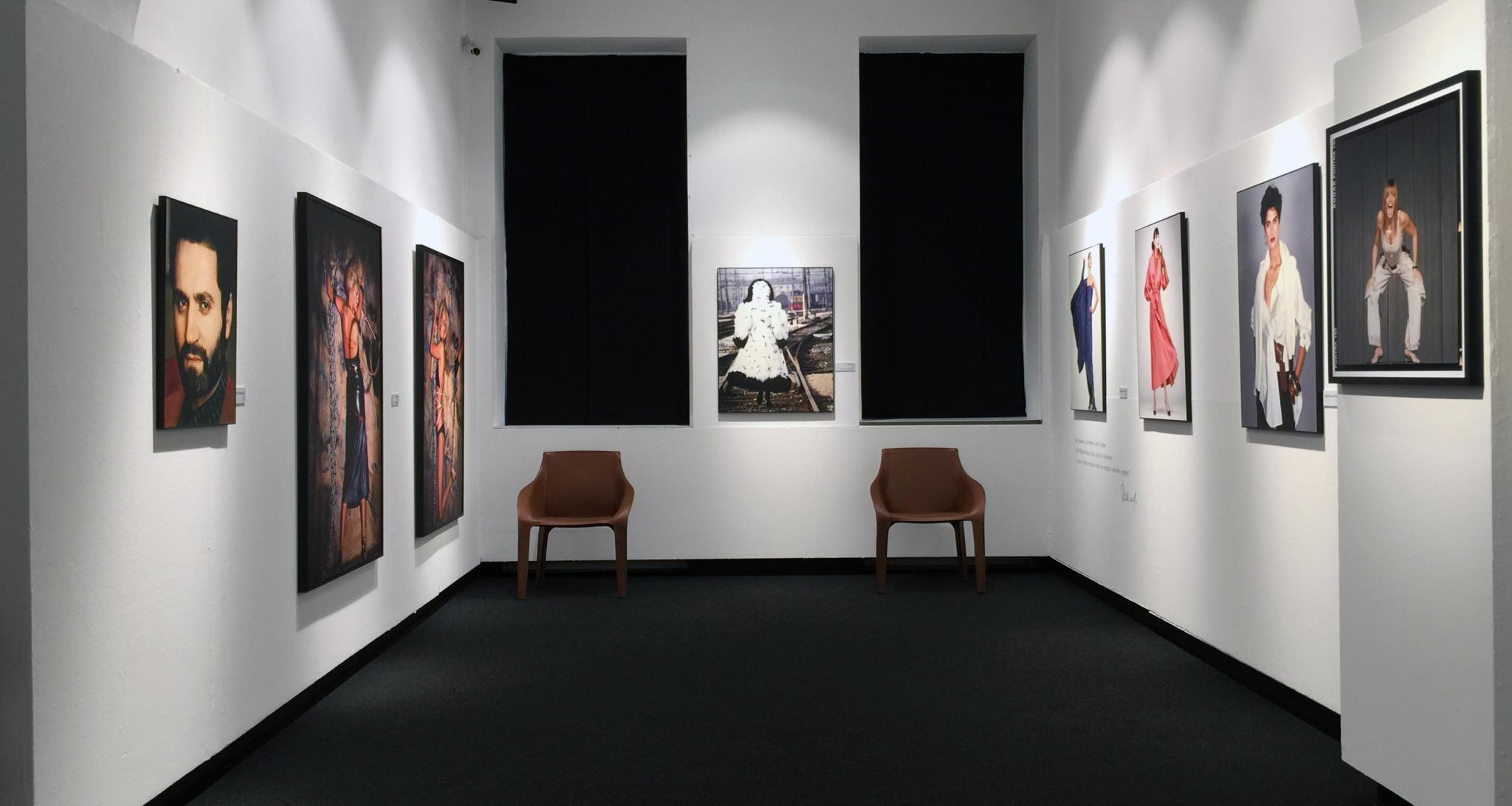 Bob krieger imagine al quadrilatero della moda a milano for Palazzo morando
