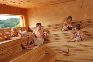 IlViaggiatoreMagazine-Terme Tuhelj-Sauna panoramica-Tuheljske Toplice-Croazia