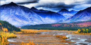 IlViaggiatoreMagazine-Teklanika River-denali National Park-Alaska-USA-Cosa vedere in Alaska