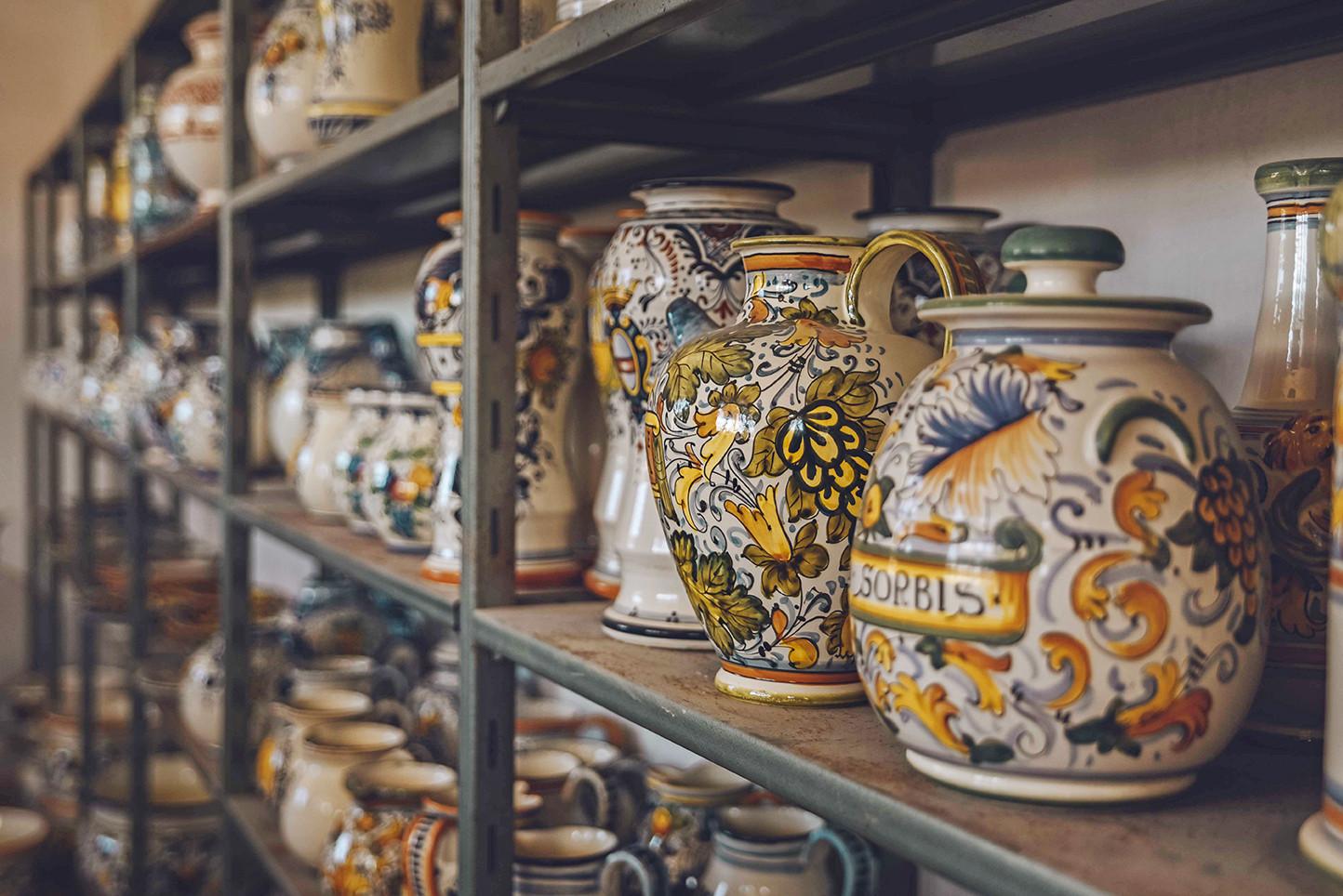 Ceramiche Toscane Montelupo Fiorentino a montelupo fiorentino un itinerari turistico tra le