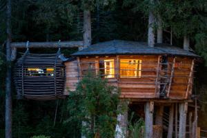 Casa sull'allbero-Caravan Park Sexten-Sesto-Alta Pusteria-Bolzano