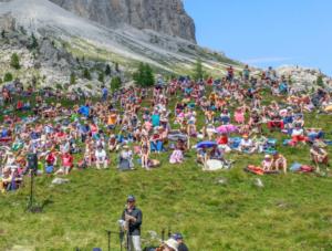 """Concerto all'aperto I """"Suoni delle Dolomiti""""-Bolzano-Cosa fare nelle Dolomiti in estate"""