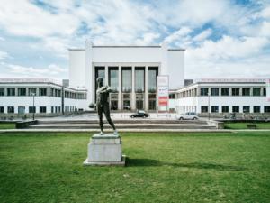 Deutsches Hygiene Museum-Dresda-Germania-Foto Oliver Killig